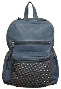 Ash Domino Studded Leather Backpack