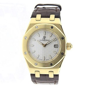 Audemars Piguet Audemars Piguet Royal Oak Ladies - Yellow Gold- 33mm- 67600ba.oo.d090cr.01