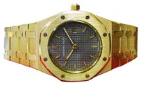 Audemars Piguet Audemars Piguet Royal Oak 18k Yellow Gold 31mm Grey Dial Watch Ref C94711