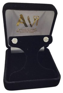 Avi and Co Martini Style Diamond Stud Earrings