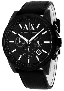 A|X Armani Exchange Armani Exchange Ax2098 Mens Watch Black -