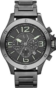 A|X Armani Exchange AX1507 ARMANI EXCHANGE MEN'S WELLWORN CHRONOGRAPH WATCH