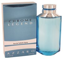 Azzaro Chrome Legend By Azzaro Eau De Toilette Spray 4.2 Oz