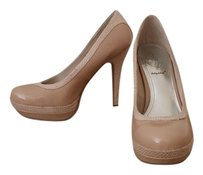 Baby Phat nude Pumps