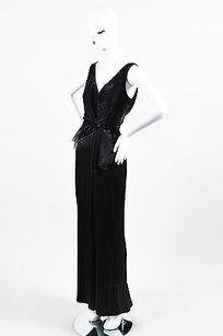Black Maxi Dress by Badgley Mischka Collection