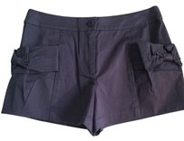 Badgley Mischka Shorts Navy
