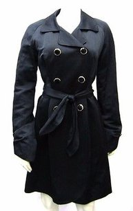 Badgley Mischka Weight Notched Trench 80903bag Trench Coat