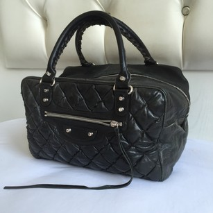 Balenciaga Black Travel Bag
