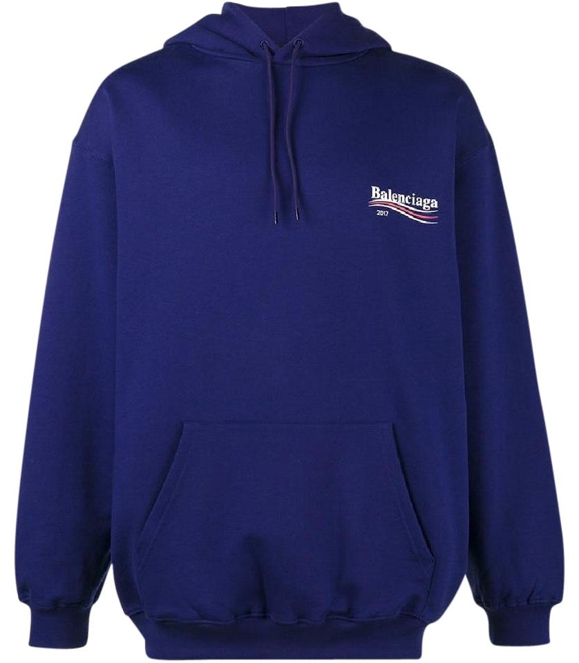balenciaga sweatshirt blue sale OFF57% Discounts