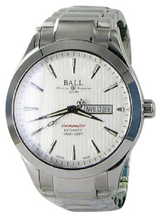 Ball Ball Nm2028c-scj-wh Engineer Ii Red Label 43mm Chronometer Steel Watch