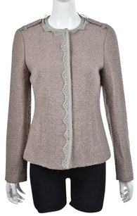 Banana Republic Womens Mauve Multi-Color Jacket