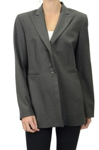 Banana Republic Stretch Wool Gray Jacket