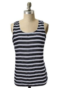 Banana Republic Top Black,White