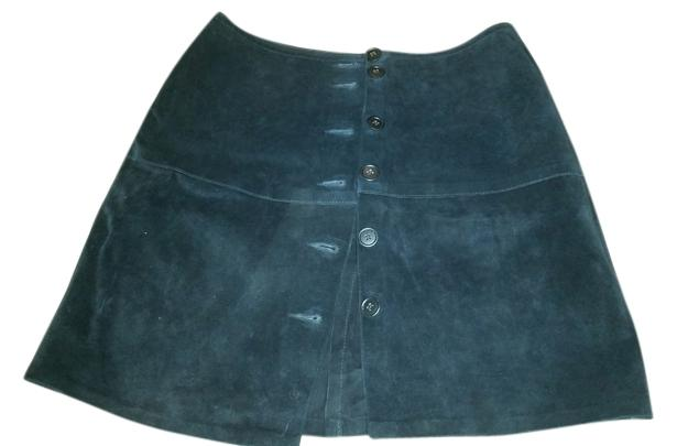 New with Tag Suede Banana Republic Skirt
