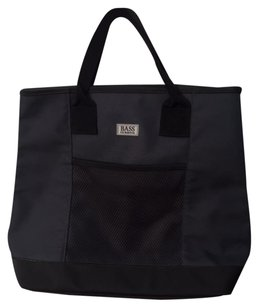 Bass Tote in Black