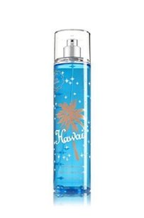 Bath and Body Works Hawaii Coconut Water Pineapple 8 oz Mist Spray