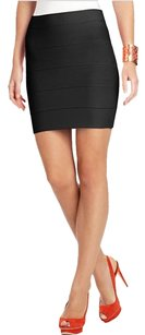 BCBG Mini Skirt Black