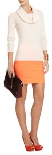 BCBG Mini Skirt Neon Orange