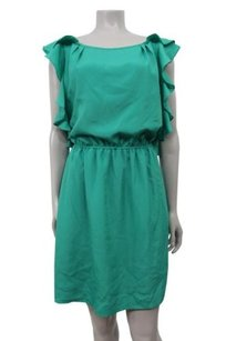 BCBGeneration Bcbg Generation Ruffle Sleeve Dress