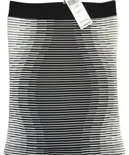 BCBGeneration Mini Knit Mini Skirt Black