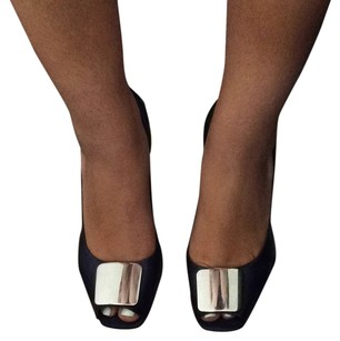 BCBGeneration Navy Pumps
