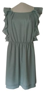 BCBGeneration Ruffle Summer Party Airy Dress