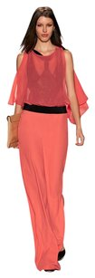 Coral Reef Maxi Dress by BCBGMAXAZRIA Bcbg Runway Paloma Lace