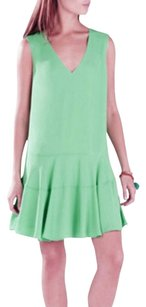 BCBGMAXAZRIA short dress LIGHT SEA GREEN on Tradesy