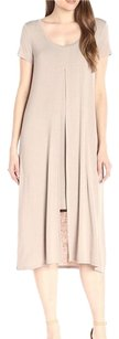 Light hazelnut Maxi Dress by BCBGMAXAZRIA