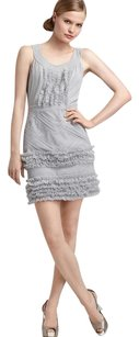 BCBGMAXAZRIA Ruffle Tiered Date Dress