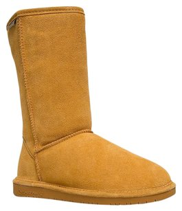 Bearpaw Yellow Boots