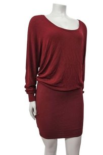Bella Luxx Blouson Dolman Sleeve Dress