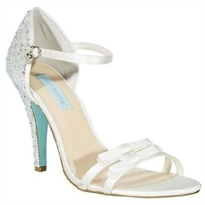 Betsey Johnson Rhinestone Wedding Shoes Wedding Shoes On Sale 26% Off | Wedding Shoes On Sale