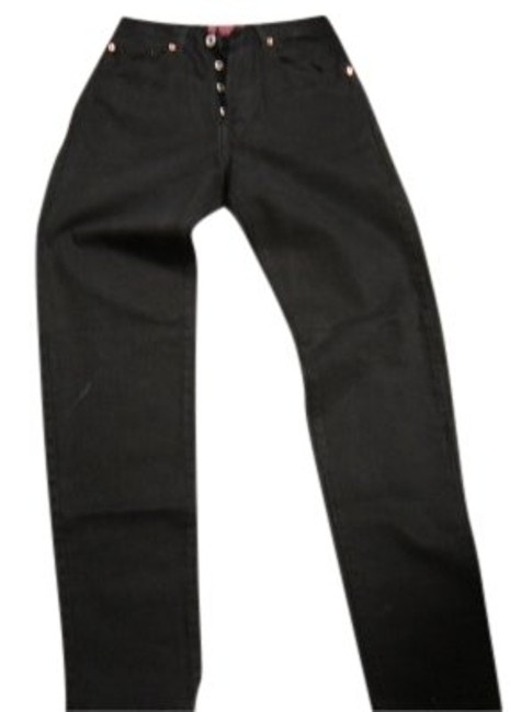 Big Star Straight Leg Jeans-Dark Rinse
