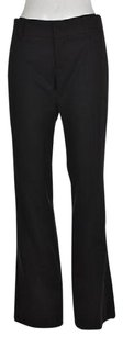 Billy Blues Womens Textured Dress Wool Trousers Career Pants