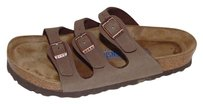 Birkenstock Florida Soft Brown Sandals