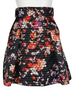 Black Halo Womens Red Skirt Black, Red, Orange, White, Pink, Purple