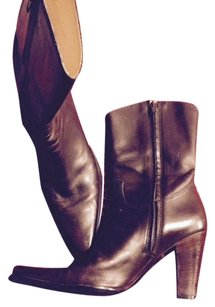 Bloomingdale's Bloomingdales/doble Vida Brown Boots