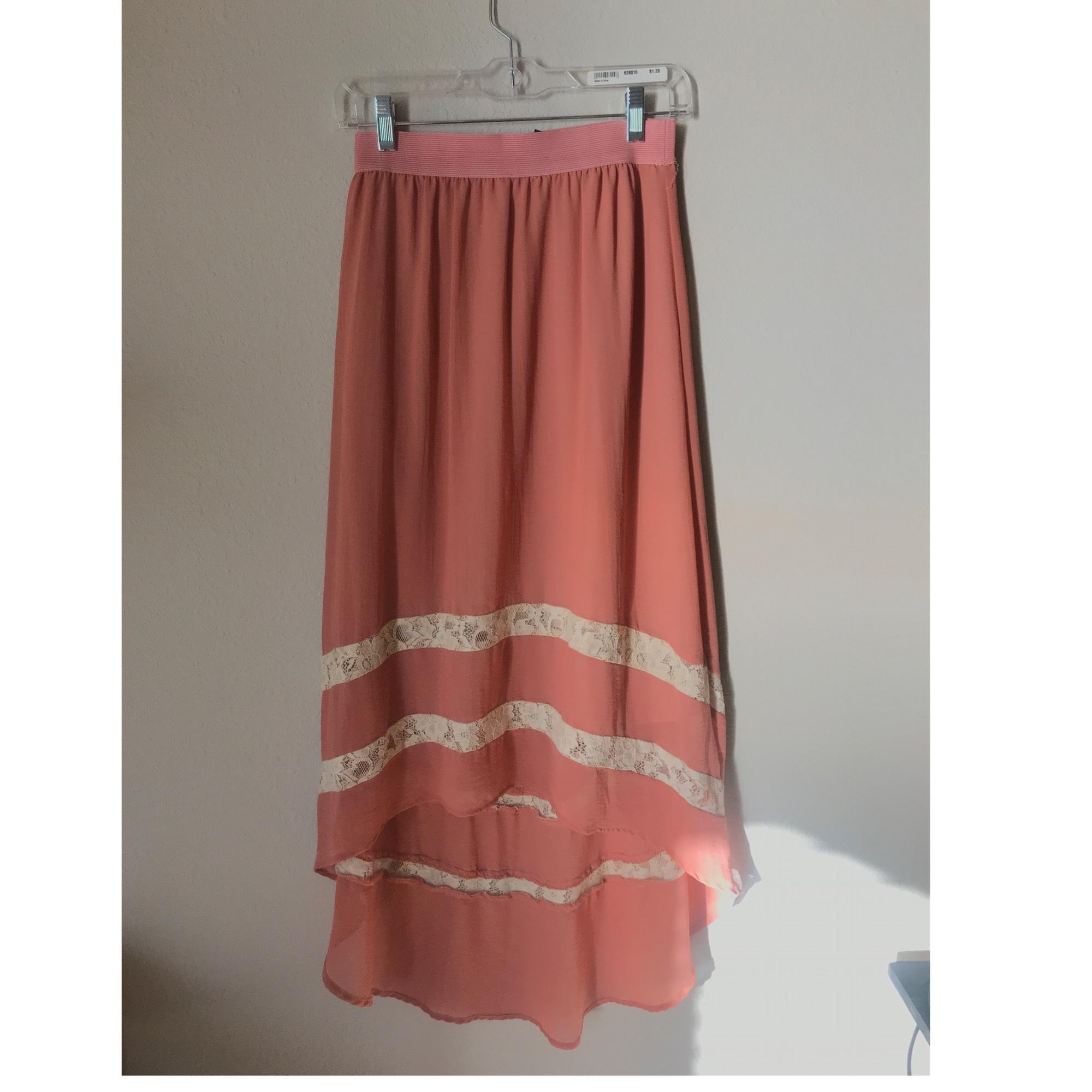 bobeau and white mr2834129r midi skirt size 6 s 28