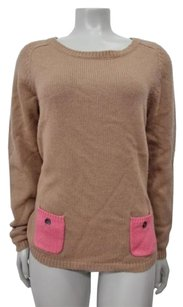 Boden Contrast Pocket Jumper Sweater