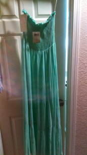 Turquoise Maxi Dress by Boston Proper