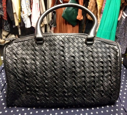Bottega Veneta Woven Designer Shoulder Bag