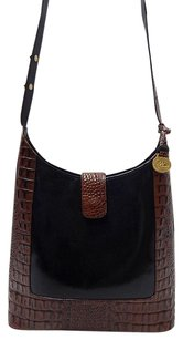 Brahmin Tuscan Leather Cross Body Bag