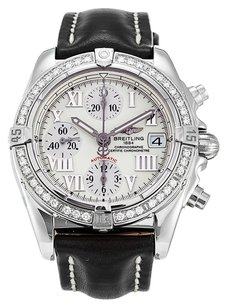 Breitling BREITLING CHRONO COCKPIT A13358 STAINLESS STEEL MEN'S WATCH