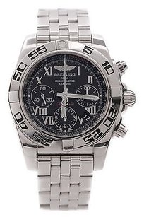 Breitling Breitling Stainless Steel Chronomat Automatic Mens Watch