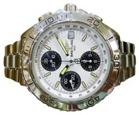 Breitling Breitling Aeromarine Chrono Shark Stainless Steel Automatic Mens Watch A13051