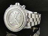 Breitling Mens Breitling Super Avenger Aeromarine Mm Genuine Diamond Watch Ct