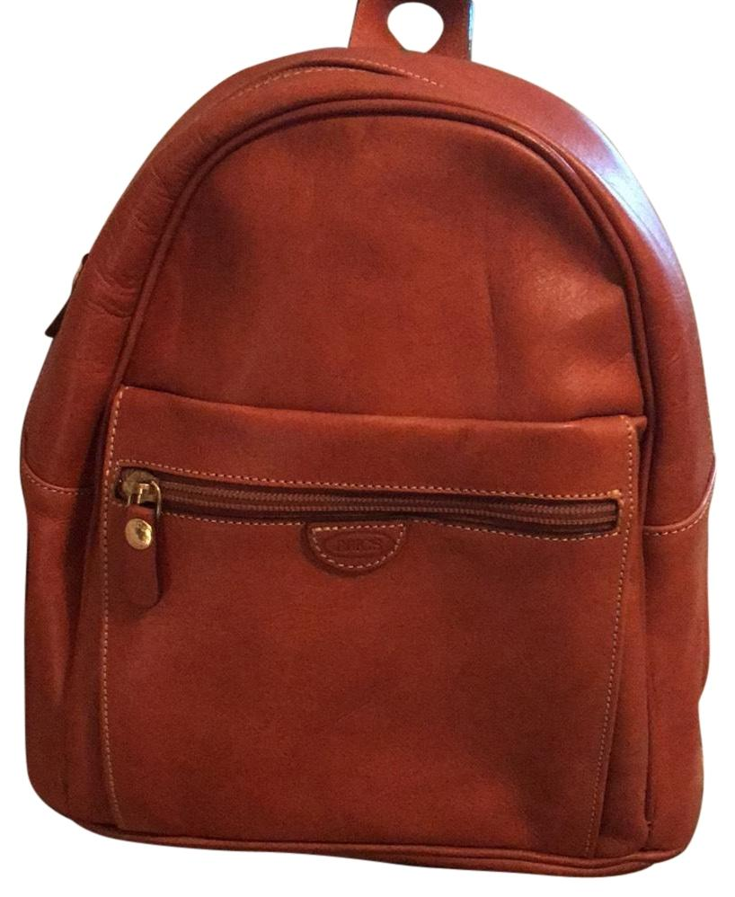 Bric's Pre-owned - Leather backpack 4KrQgE