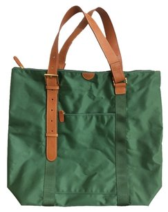 Bric's Tote in green
