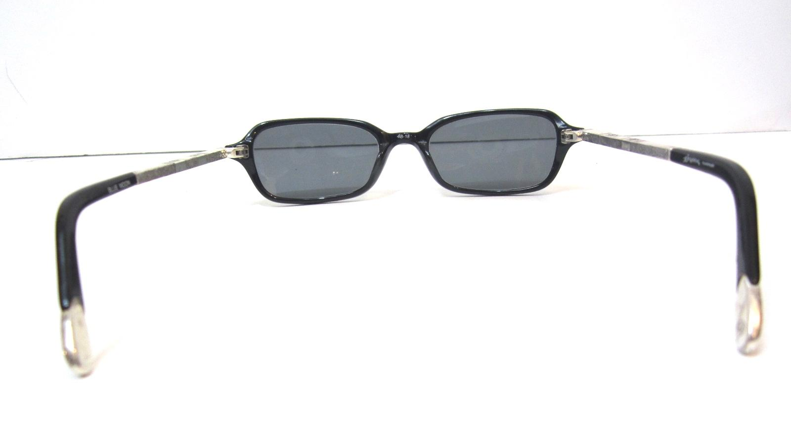 brighton handmade sunglasses brighton handmade black and silver sunglasses engraved 5664